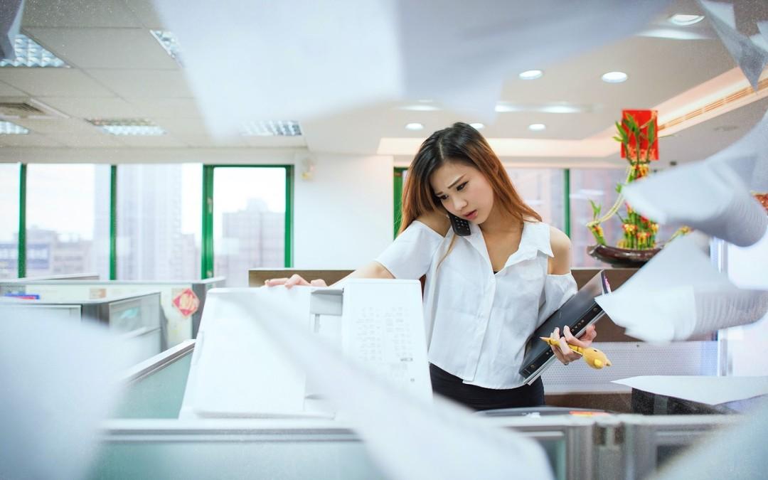 Multitasking – jak się w nim odnaleźć